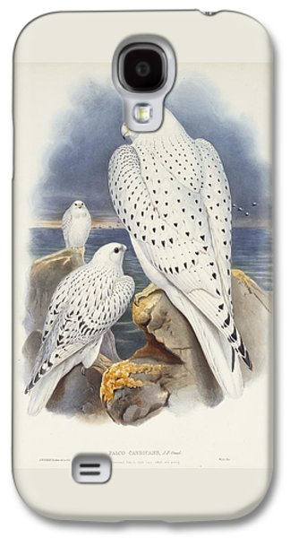 Greenland Falcon Galaxy S4 Case