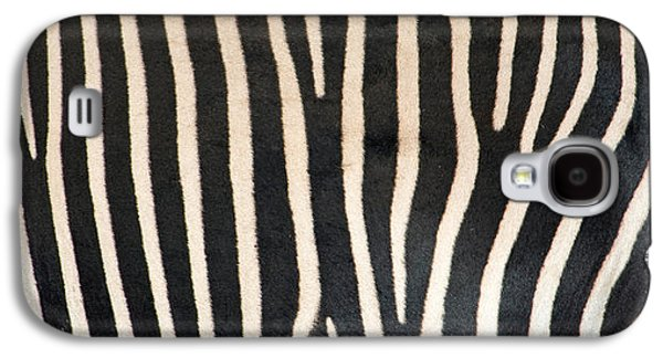 Greveys Zebra Stripes Galaxy S4 Case