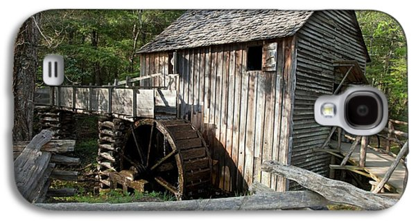 Grist Mill Galaxy S4 Case by Jim West