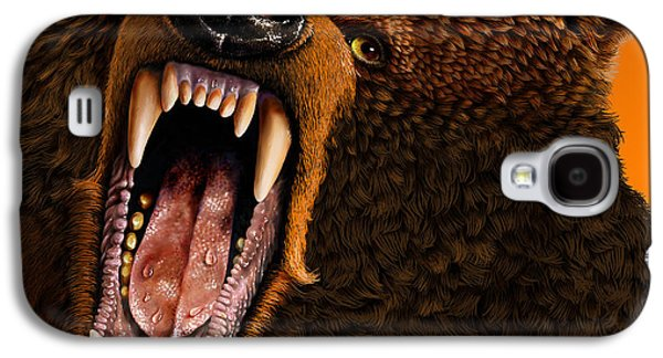 Grizzly Galaxy S4 Case