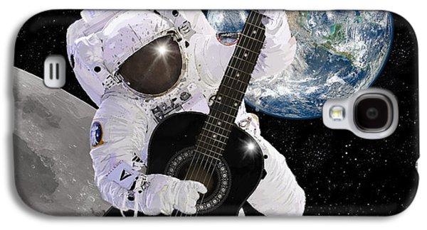 Ground Control To Major Tom Galaxy S4 Case by Nikki Marie Smith