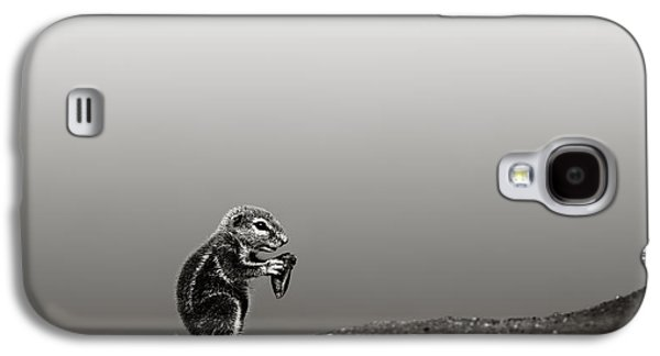 Ground Squirrel Galaxy S4 Case by Johan Swanepoel