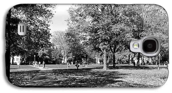Group Of People At A University Campus Galaxy S4 Case by Panoramic Images