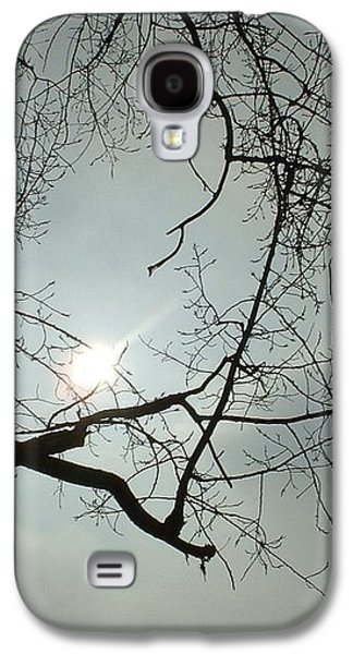 Grown In Cold Light Galaxy S4 Case