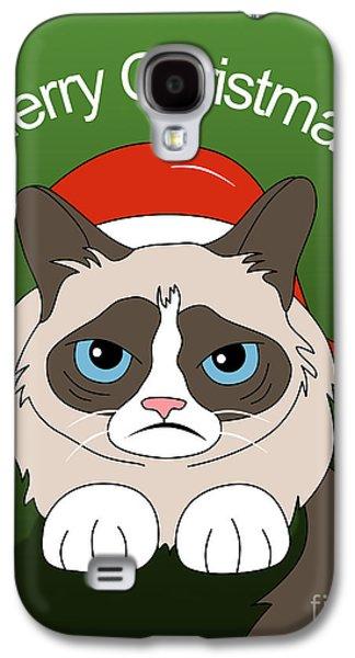 Grumpy Cat Galaxy S4 Case
