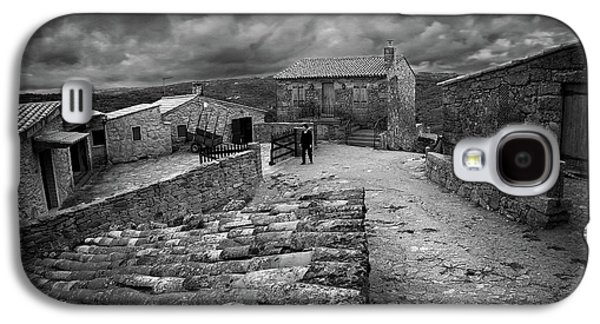 Old Town Galaxy S4 Case - Guarda - Portugal by Fernando Jorge Gon?alves