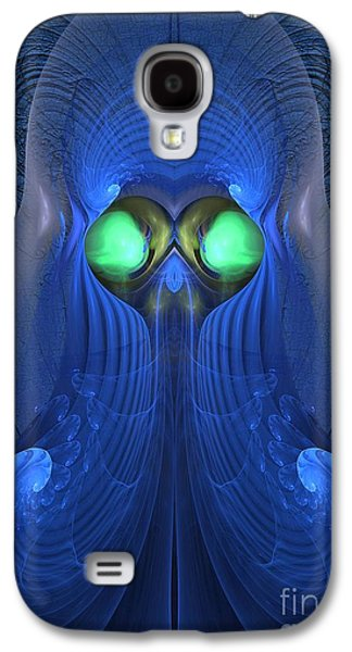 Guardian Of Souls - Surrealism Galaxy S4 Case