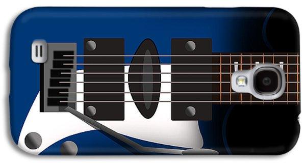 Guitar 3 Galaxy S4 Case