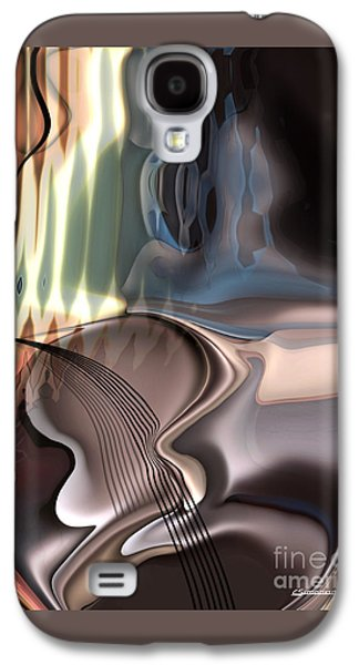 Guitar Galaxy S4 Case - Guitar Sound by Christian Simonian
