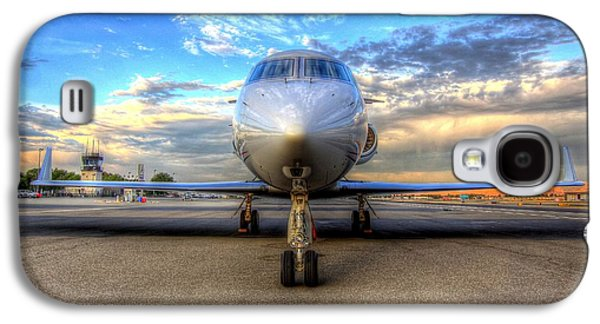 Gulfstream Gx450 At Livermore Klvk With Virga Galaxy S4 Case