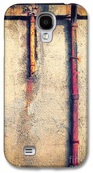 Gutters Galaxy S4 Case by Silvia Ganora