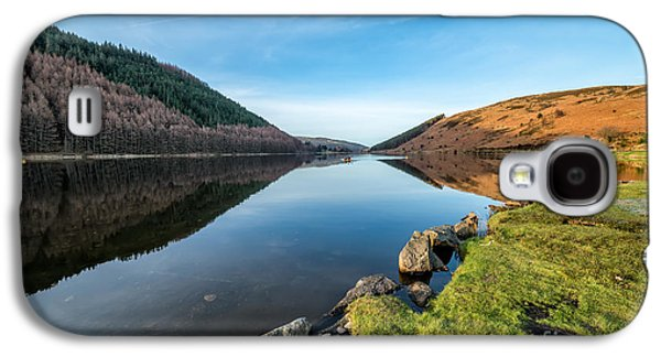 Gwydyr Forest Lake Galaxy S4 Case by Adrian Evans