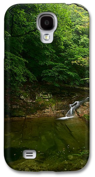 Gyeryongsan Stream And Pool Galaxy S4 Case