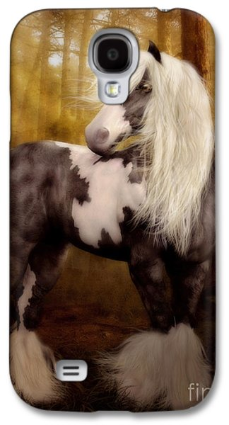 Gypsy Gold Equine Art Galaxy S4 Case by Shanina Conway