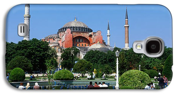 Hagia Sophia, Istanbul, Turkey Galaxy S4 Case by Panoramic Images