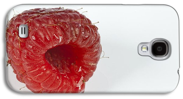 Hairy Raspberry Galaxy S4 Case by John Crothers