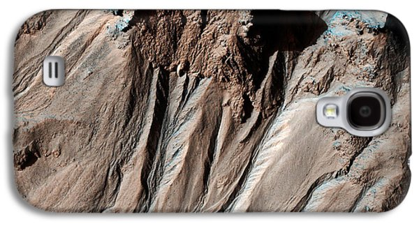Hale Crater In Mars Galaxy S4 Case