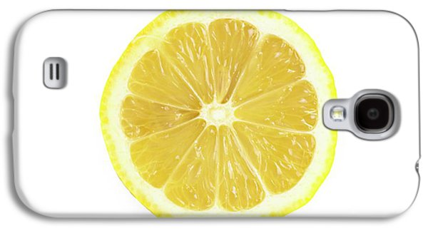 Half A Lemon Galaxy S4 Case by Science Photo Library