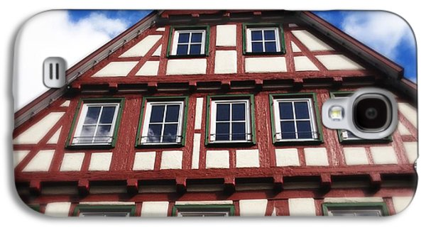 House Galaxy S4 Case - Half-timbered House 05 by Matthias Hauser