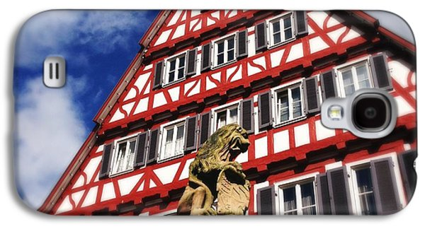 House Galaxy S4 Case - Half-timbered House 07 by Matthias Hauser