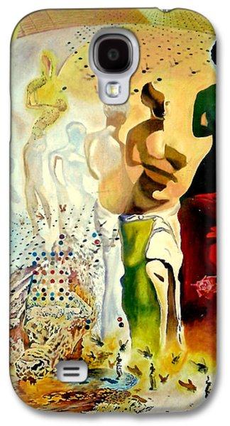 Halucinogenic Toreador By Salvador Dali Galaxy S4 Case