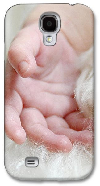 Hand Of An Angel Galaxy S4 Case