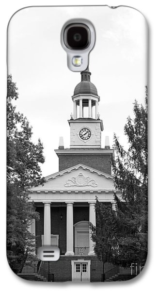 Hanover College Parker Auditorium Galaxy S4 Case by University Icons