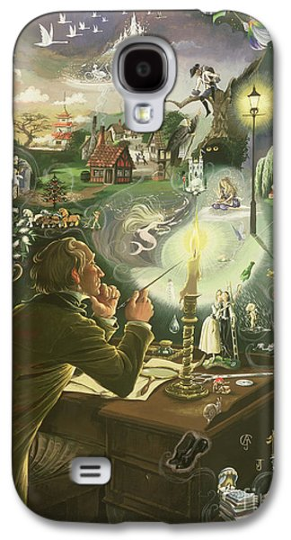 Hans Christian Andersen Galaxy S4 Case by Anne Grahame Johnstone