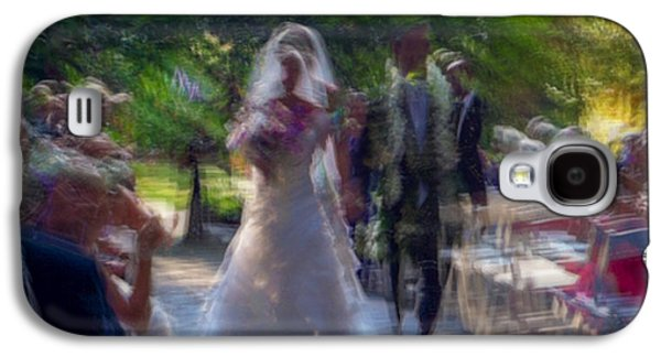 Galaxy S4 Case featuring the photograph Happily Ever After by Alex Lapidus