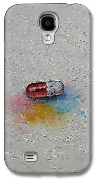 Happiness Galaxy S4 Case by Michael Creese
