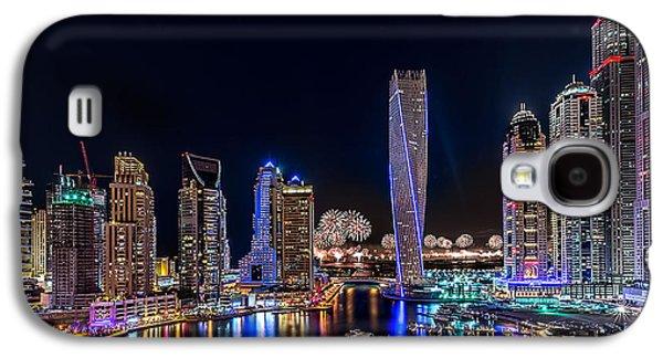 Happy New Year Dubai Galaxy S4 Case
