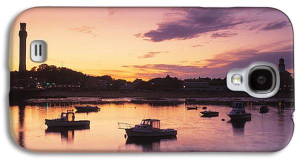 Harbor Cape Cod Ma Galaxy S4 Case by Panoramic Images