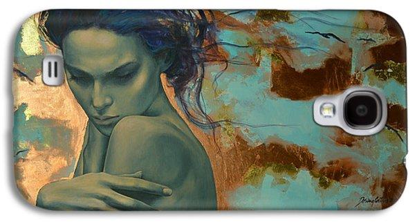 Harboring Dreams Galaxy S4 Case by Dorina  Costras