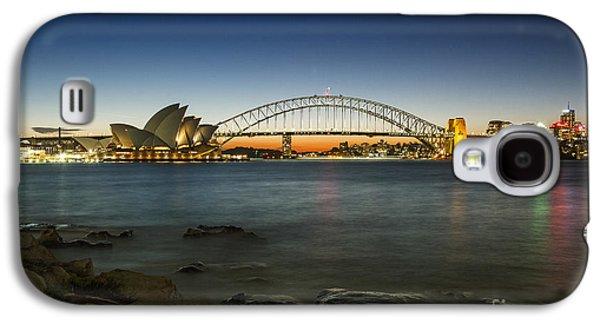 Harbour Night Galaxy S4 Case