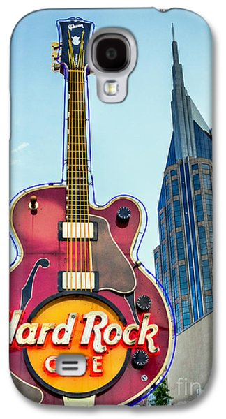 Hard Rock Cafe Nashville Galaxy S4 Case