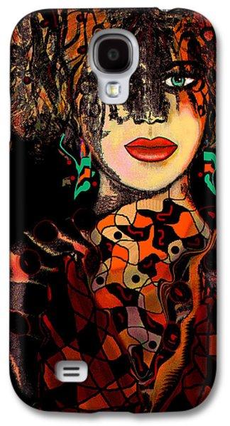 Harlequin Galaxy S4 Case