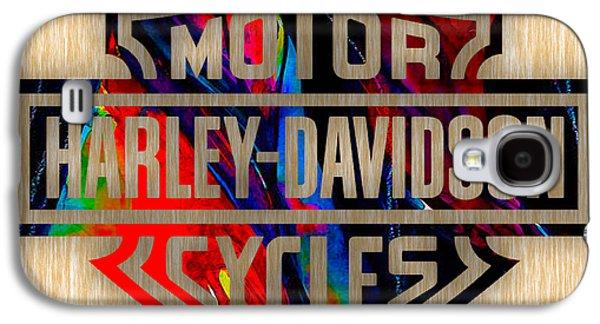 Harley Davidson Cycles Galaxy S4 Case