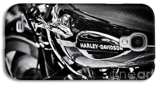 Harley Davidson Monochrome Galaxy S4 Case