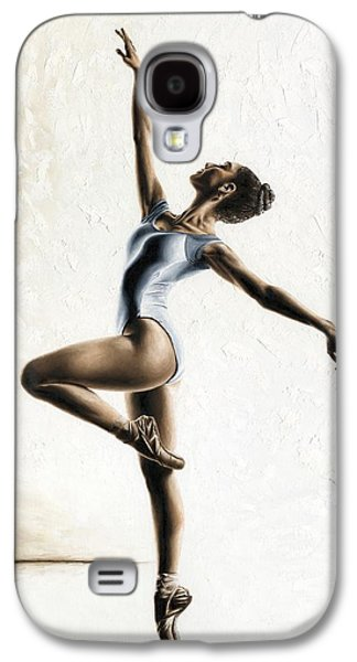 Harmony And Light Galaxy S4 Case