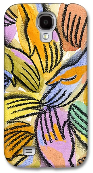 Multi-ethnic Harmony Galaxy S4 Case by Leon Zernitsky