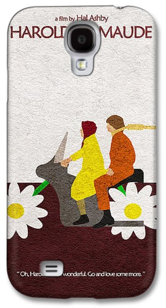 Harold And Maude Galaxy S4 Case by Ayse Deniz