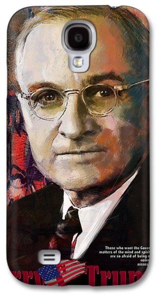 Harry S. Truman Galaxy S4 Case