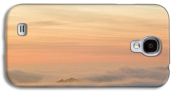 Harter Fell Above The Clouds Galaxy S4 Case