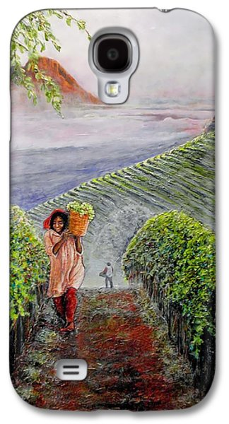 Harvest At Dawn Galaxy S4 Case