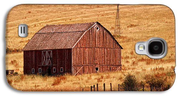 Harvest Barn Galaxy S4 Case