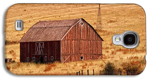 Harvest Barn Galaxy S4 Case