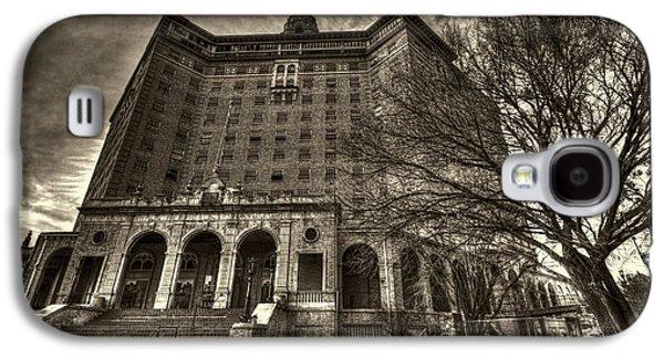 Haunted Baker Hotel Galaxy S4 Case by Jonathan Davison