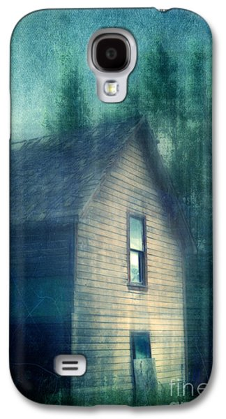 Haunted By The Past Galaxy S4 Case