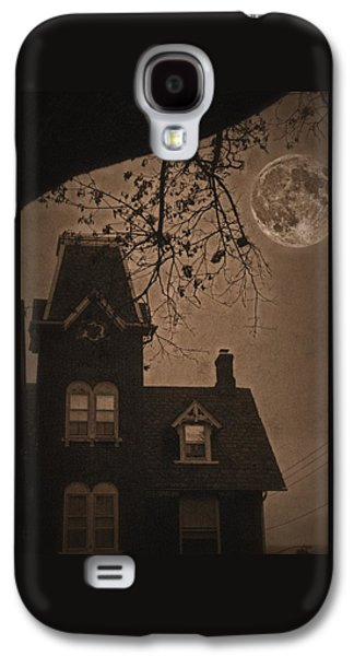 Haunted Galaxy S4 Case