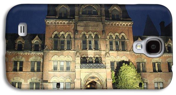 Haunted Mansion Galaxy S4 Case by John Telfer